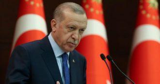 """""""Erdogan dittatore"""", la Turchia convoca l'ambasciatore italiano dopo le parole di Mario Draghi: """"Affermazioni senza controllo"""""""