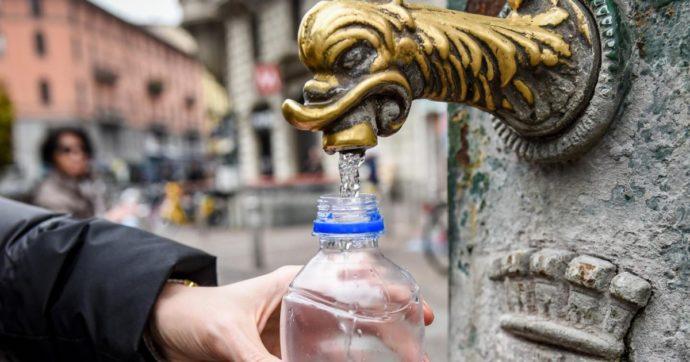 L'acqua è un affare. E non certo per lo Stato