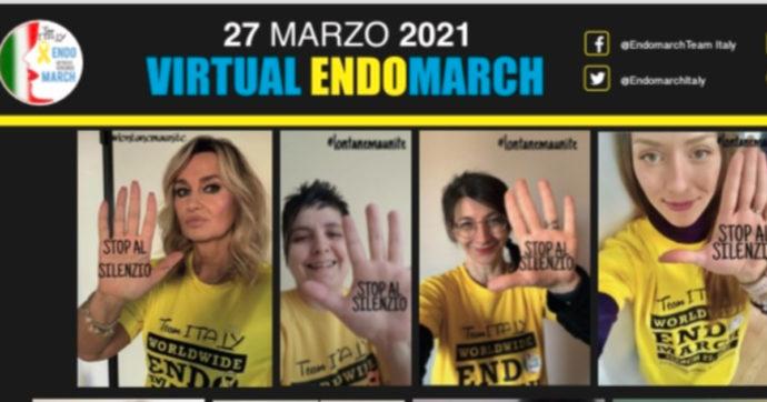 Endometriosi, per l'ottava marcia mondiale inondiamo di giallo i social