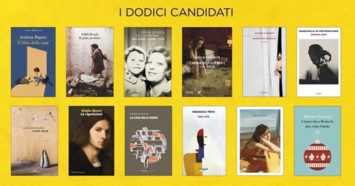 Premio Strega 2021: ecco i finalisti. Gruppo Mondadori verso la vittoria con Ciabatti o Di Pietrantonio