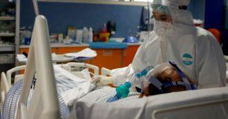 Coronavirus, i dati di oggi – 18.765 nuovi casi, altri 551 morti in un giorno. Negli ospedali: in 24 ore 317 nuovi ricoveri in terapia intensiva