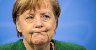 """Germania, Merkel: """"Con le varianti una nuova pandemia"""". A Pasqua altre restrizioni, ma Die Zeit accusa: """"Non è un vero lockdown duro"""""""