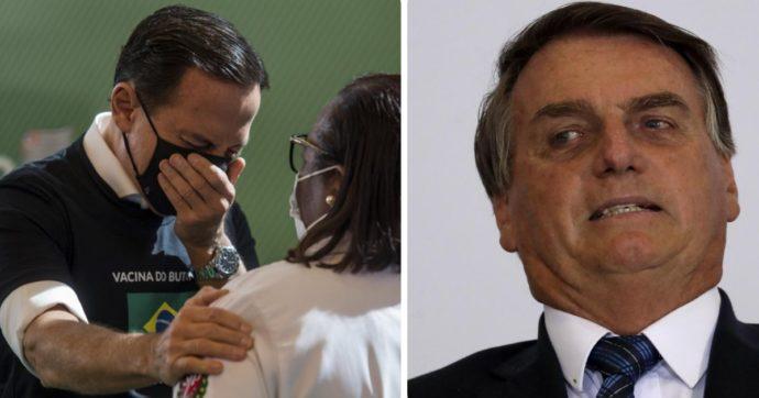 """Brasile, Stato di San Paolo: oltre mille morti in 24 ore. Il governatore: """"Bolsonaro psicopatico, da lui errori incredibili"""""""
