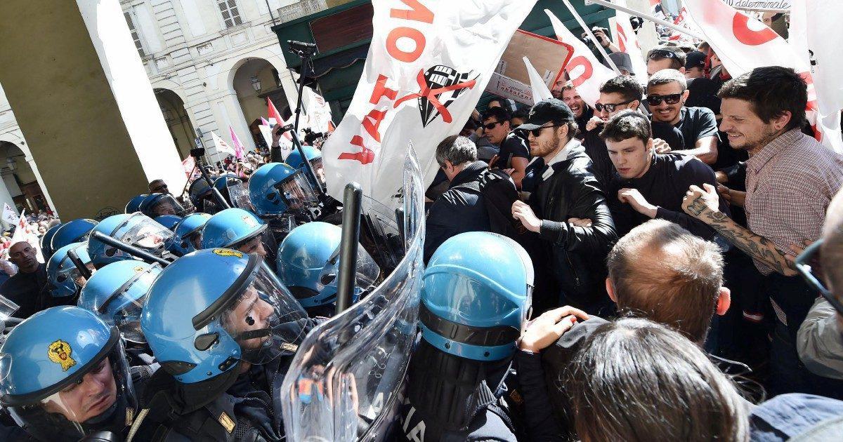 No Tav, scontri in piazza nel 2019: 13 misure cautelari