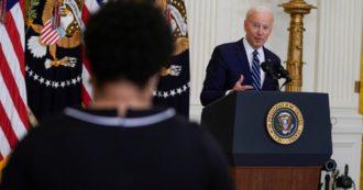 """Usa, Biden: """"Mi ricandido nel 2024. Nei miei primi 100 giorni alla Casa Bianca, 200 milioni di dosi di vaccino somministrate"""""""