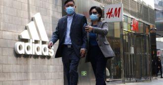 Da H&M, Nike e altri marchi critiche ai diritti violati nello Xinjang. Pechino risponde col boicottaggio dei loro prodotti
