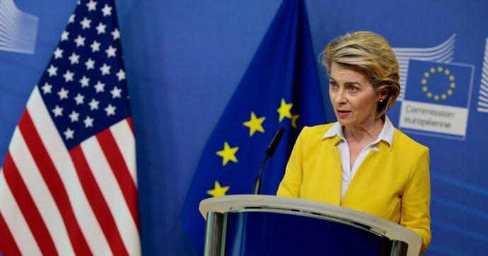 """Vaccini, von der Leyen al Consiglio Ue: """"Nel secondo trimestre arriveranno 360 milioni di dosi. Dal 1 dicembre esportate 77 milioni"""""""