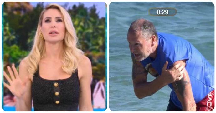 """Isola dei Famosi 2021, Ilary Blasi sbotta in diretta contro i naufraghi: """"Siete delle pippe al sugo! I più scarsi di sempre"""""""
