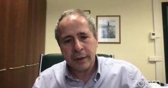 """Vaccino Astrazeneca, l'affondo di Crisanti: """"Italia si è allineata alla Germania, ora il piano vaccinale a rischio"""""""