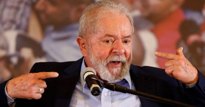 """""""Covid, Bolsonaro responsabile del più grande genocidio nella storia del Brasile"""": l'attacco di Lula"""