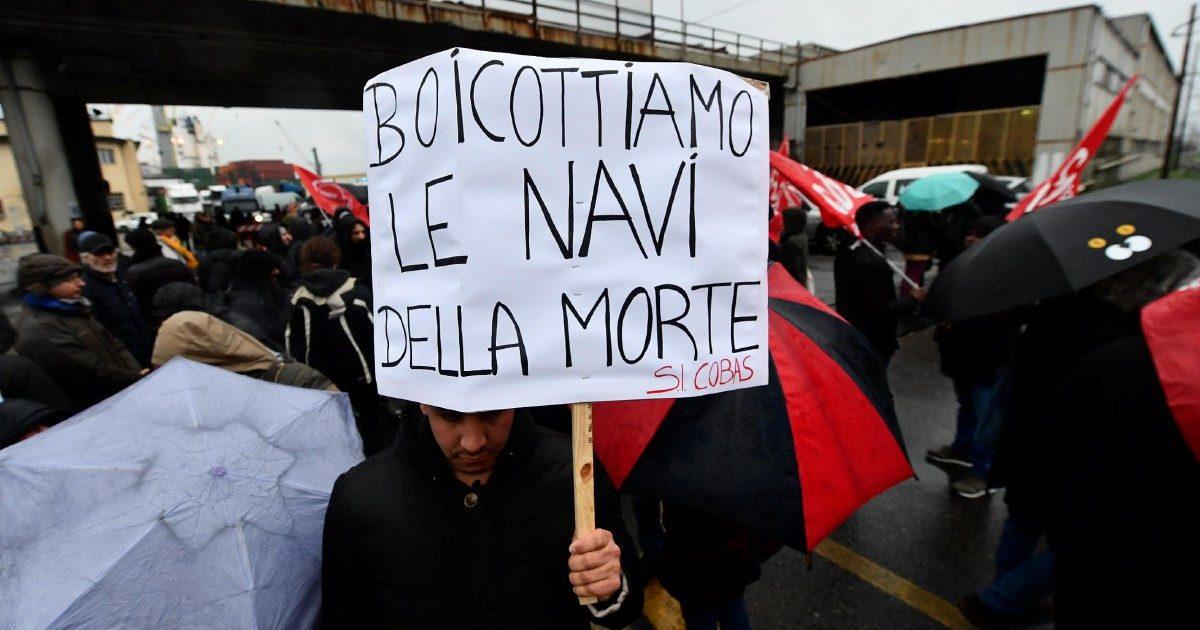 """Indagati i portuali elogiati da Francesco. La Digos: """"Associazione per delinquere"""""""