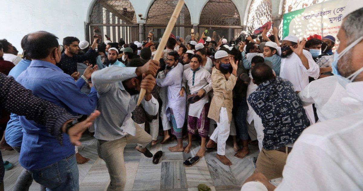 Arriva Modi, musulmani infuriati