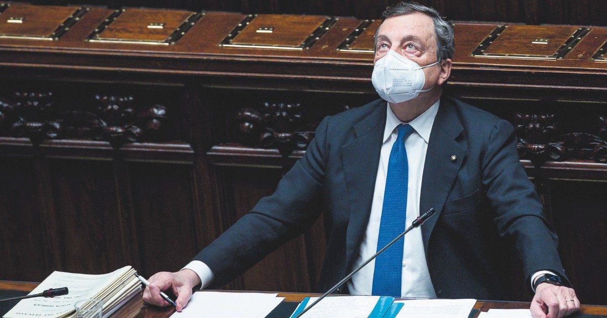 Perché i sondaggi di Draghi sono in calo