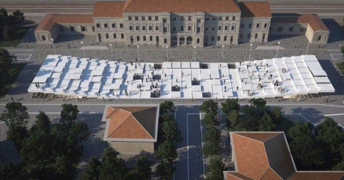 Gorizia capitale della cultura: il progetto dello Studio Ban per piazza Transalpina non potrebbe essere più versatile