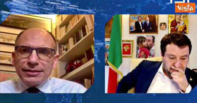 Letta-Salvini, altro che bipolarismo: serve un'alternativa alle politiche liberiste Ue
