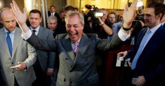 Nigel Farage, prima contro gli ambientalisti e ora consulente di una società green che pianta alberi per catturare il carbonio