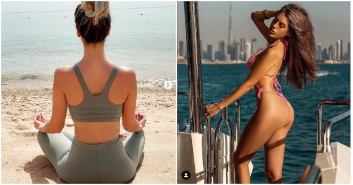 """Influencers all'estero, scoppia la polemica: da Dubai alle Canarie """"per un progetto di vita"""" o """"per promuovere il turismo"""""""