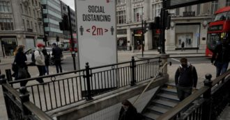 A Londra zero morti Covid per la prima volta da sei mesi. Nel Regno Unito inizia l'allentamento delle restrizioni