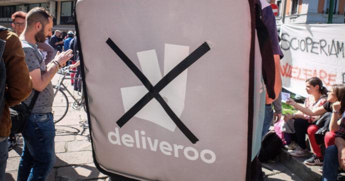 Deliveroo, disastro in borsa al debutto. Ma grandi azionisti (Amazon) e vertici hanno già incassato, i piccoli pagano il conto