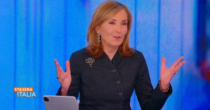 """Barbara Palombelli annuncia azioni legali: """"Chi ha detto falsità ne risponderà in tribunale. Io vittima di diffamazione"""""""
