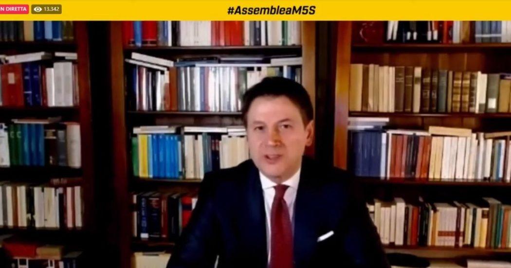 """Il piano di Conte per rifondare il M5s: """"Nuova carta di principi per identità chiara. Regole contro le correnti, trasparenza su voto digitale"""""""
