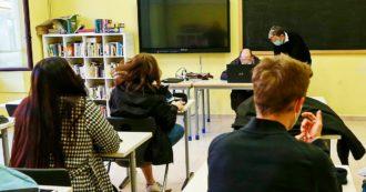 """Bolzano, dal 7 aprile lezioni in presenza solo per chi esegue il test fai-da-te. Presidi: """"Tante criticità, dal personale alla gestione della dad"""""""