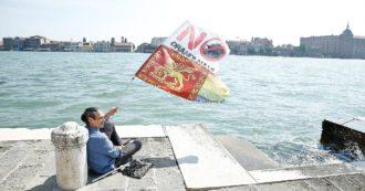 Venezia, approdo per navi da crociera fuori dalla Laguna. L'annuncio di Franceschini e il concorso di idee per trovare soluzioni