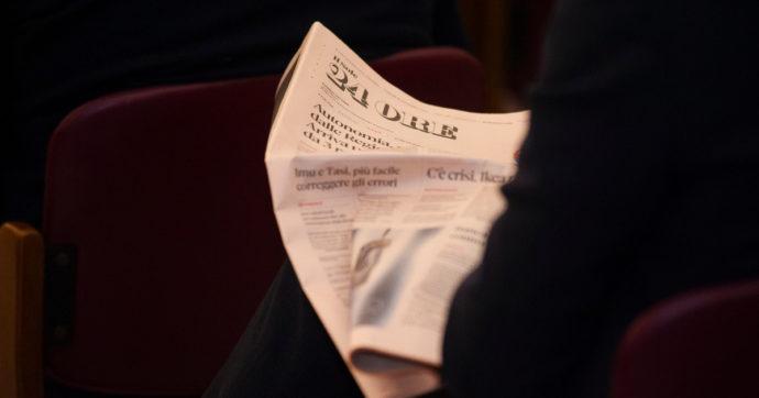 """Scontro al Sole 24 Ore. Il Cdr: """"Nessun rinnovamento nei contenuti del giornale"""". L'azienda: """"Battaglie che contravvengono il contratto"""""""