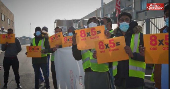 La Texprint di Prato licenzia 18 lavoratori che hanno scioperato per il rispetto del contratto
