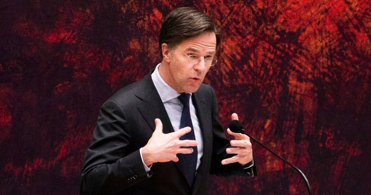 Olanda Rutte, il partito lo vuole mollare