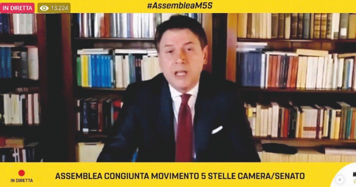 Il discorso di Conte e il futuro del M5S