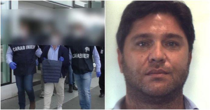 """Mafia, catturato il boss Giuseppe Calvaruso al rientro dal Brasile: 'tradito' dal pranzo di Pasqua. """"Gestiva gli affari in Sudamerica"""""""