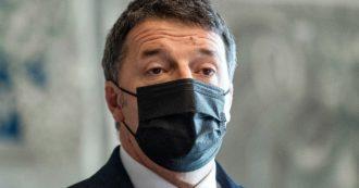 """Incontro Renzi-007, interrogazione dei 5 stelle a Draghi: """"Fare chiarezza"""". Il leader Iv insiste: """"Servizio Report da manuale di complottismo"""""""