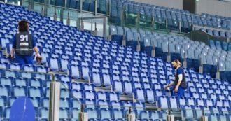 C'è l'ok del governo: sì al pubblico sugli spalti dell'Olimpico durante le partite di Euro 2020
