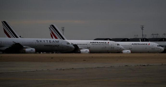 AirFrance, via libera ad aiuti per altri 4 miliardi di euro in cambio della cessione di 18 slot (su oltre 300) nel secondo scalo di Parigi