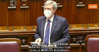 """Ponte sullo Stretto, Giovannini: """"Incompatibile con la tempistica di realizzazione richiesta dai fondi del Next Generation Eu"""""""