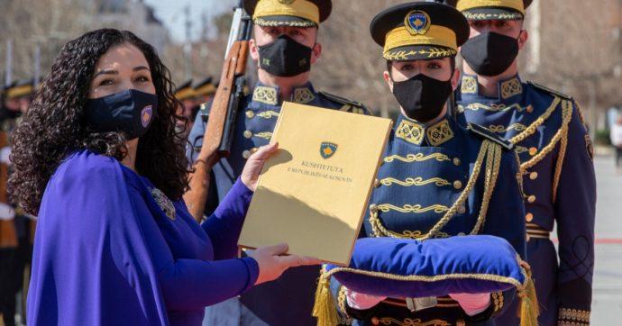 Kosovo, la neo presidente Vjosa Osmani è una boccata d'aria in un paese intriso di patriarcato