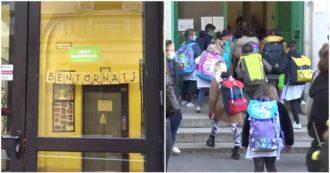 """Scuola, da Torino a Napoli: milioni di studenti rientrano in classe. I genitori: """"Non vedevano l'ora, speriamo non ci siano più chiusure"""""""