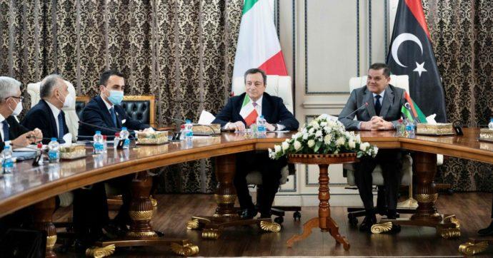La realpolitik vince sui diritti umani: lo abbiamo visto con Renzi, ora anche Draghi