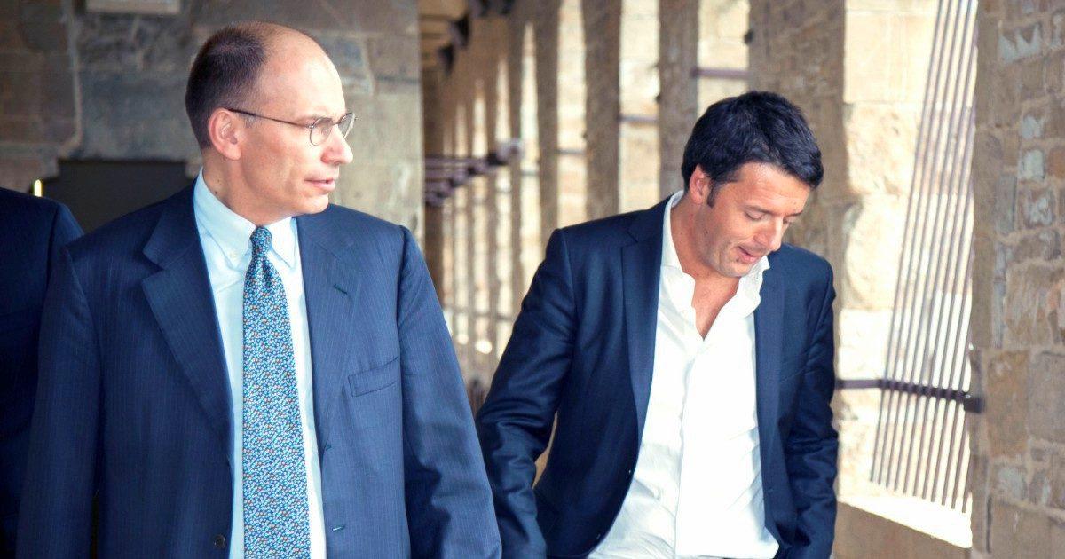 Renzi e Letta, nessun sereno. Divisi su 5 Stelle e Comunali