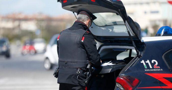 Trento, carabiniere uccide 44enne con disagio psichico: era fuggito a posto di blocco e si era scagliato contro i militari