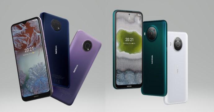 Nokia: HMD Global inizia il rinnovo della sua gamma di smartphone con 6 nuovi modelli