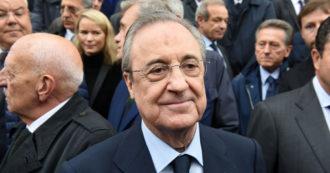 """Superlega, l'apertura di Florentino Perez: """"Roma e Napoli avranno diritto di partecipare"""""""