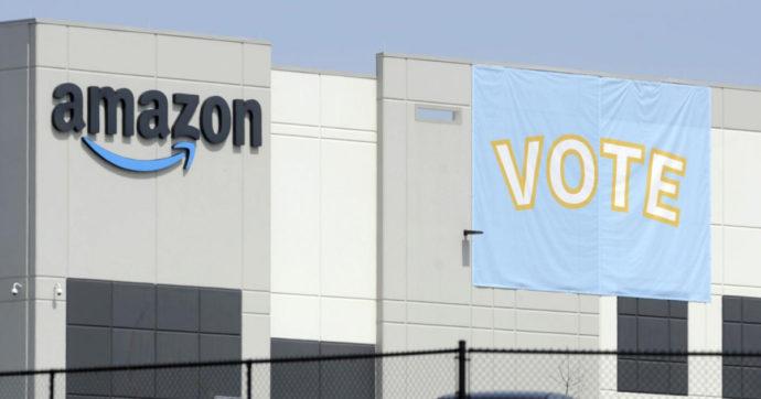 """Amazon, per ora non nascerà la prima rappresentanza sindacale statunitense. In Alabama pesante sconfitta dei """"sì"""""""