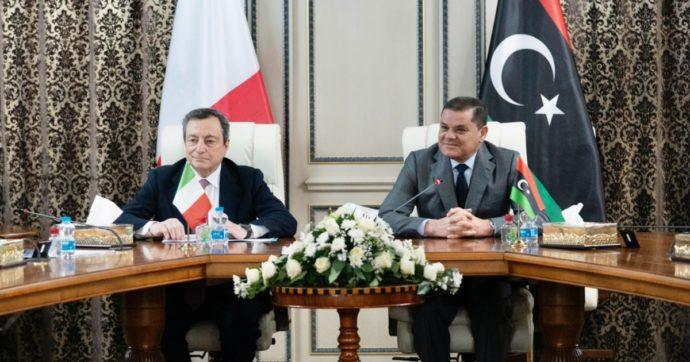 Draghi, la Libia e i cantori della realpolitik