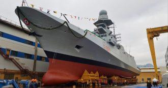 """Navi militari all'Egitto, Rete Italiana Pace e Disarmo e Amnesty: """"Domani anche seconda fregata sarà consegnata alla Marina di al-Sisi"""""""