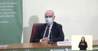 """Astrazeneca, Rezza: """"Aiuterebbe posizione unica europea. Mancanza di coesione in interventi dei Paesi Ue è uno dei problemi della pandemia"""""""