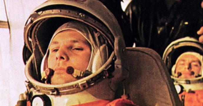 Gagarin, l'uomo che aprì le porte dello Spazio