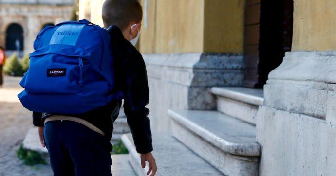 Oggi il ritorno a scuola per 8 alunni su 10: in zona arancione tutti in classe fino alla terza media, al 50% alle superiori – La mappa