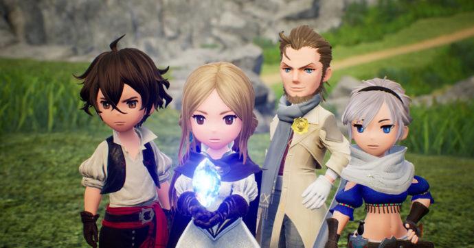 Bravely Default 2 solo su Switch: buona storia e musiche di alto livello, poteva osare di più dal punto di vista grafico